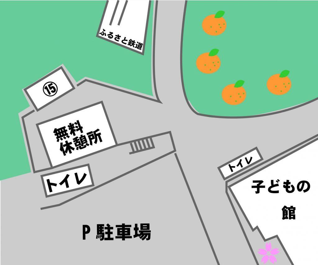 桜まつり_出店者配置図2