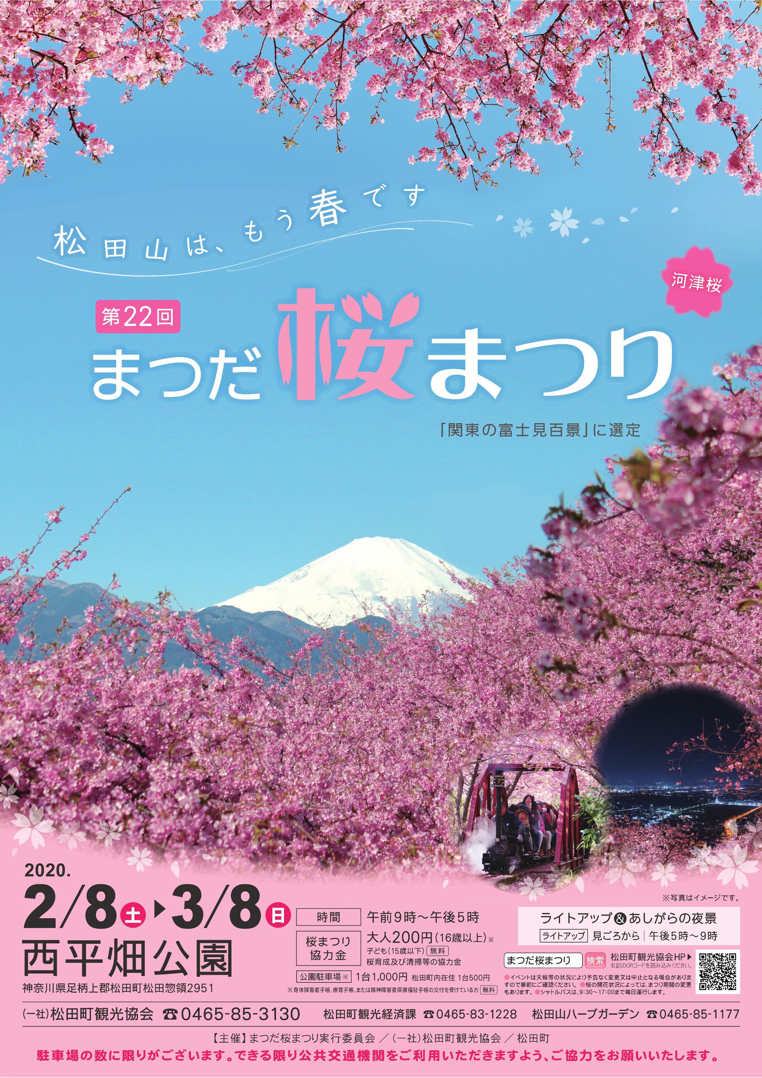 第22回まつだ桜まつり